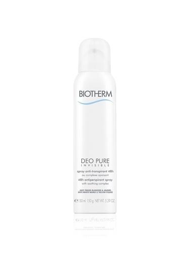 Biotherm Vücut Deodorant Renksiz